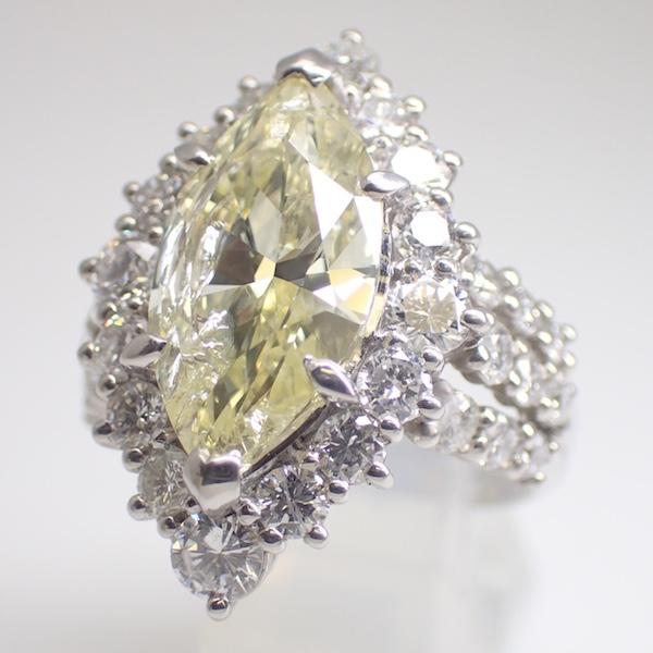Diamond Ring 4.026ct